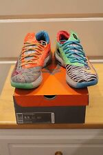 Nike KD Kevin Durant 6 Premium What The KD US 9.5 669809-500 Deadstock