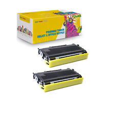 2PK Compatible TN350 Toner Cartridge for Brother HL-2070 MFC-7220