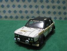 Vintage - FIAT 131 Mirafiori  Abarth    -  1/43  Elab. base Solido  1977
