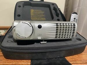 Dell 3300MP Home Theater Projector With Case