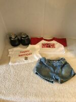 Build A Bear Workshop Clothes Lot