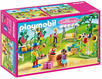 70212 Playmobil Dollhouse Children's Birthday Party Set with Figures inc 103pcs