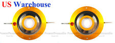 2PCS Replacement Diaphragm for JBL 2402 2404 2405 8 Ohm JBL 75 76 US WAREHOUSE