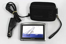 "TomTom ONE XL GPS 4.4"" Touchscreen Bluetooth N14644 Case & Car Charger Bundle"