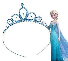 Girls Kids Rhinestone Headband Princess Crown Diamante Crystal Tiara Party Crown