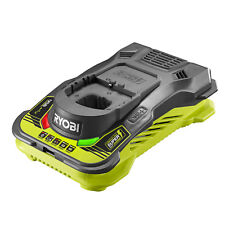 Ryobi ONE+ SUPER FAST CHARGER 18V LED Battery Status Indicator, Wall Mountable
