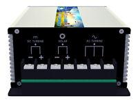 12V 1000W Hybrid Charge Controller For Wind Turbine Generator & Solar Panel