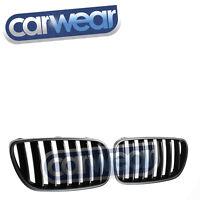 BMW E83 X3 07-10 LCI MATTE BLACK GRILLE