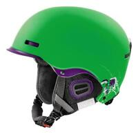 uvex hlmt 5 pro core green/dark purpl Skihelm Snowboardhelm Helm Wintersporthelm