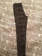 H&M Animal Print Leggings for Women