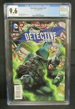 Detective Comics #16 (2013) New 52 Joker Cover CGC 9.6 F726
