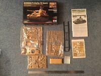 Tamiya 1:35 German Pz.Kpfw.IV Ausf.J w/Eduard Zimmerit kit #35262