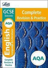 AQA GCSE English Language and English Literature Complete Revision & Practice (…