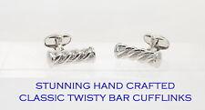 Bar cufflinks Men's accessories,Cufflinks,Best man cufflinks,Groomsman cufflinks
