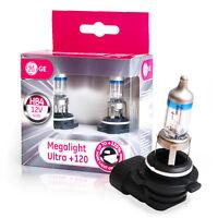 GE HB4 12V 51W P22d MegaLight Ultra +120% 2st. - GE 53070SNU 9006