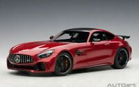 76331 AUTOart 1:18 Mercedes AMG GT R Metallic Red