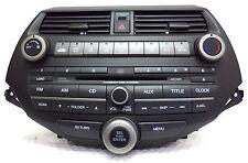 3BB4 HONDA Accord Crosstour Radio 6 Disc Changer MP3 CD Player Factory OEM