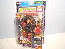 "MARVEL LEGENDS SERIES VIII BLACK WIDOW ""VARIANT ""BLONDE MINT IN BOX"