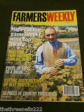 FARMERS WEEKLY - MAKE FARM BUILDINGS EARN BIG MONEY - JULY 28 2000