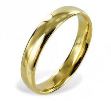 ECHT GOLD *** Ring Bandring Ehering Trauring Freundschaftsring - Größe wählbar