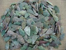 25 bulk arrowheads bird points replica arrowheads bulk collections light colors