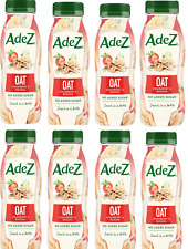 Adez Awesome OAT Strawberry & Banana Dairy Free Smoothie Fruit Drink 8x250ml