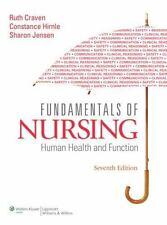 Fundamentals of Nursing: Human Health and Function (Craven, Fundamentals of Nurs