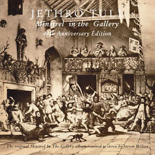 Jethro Tull - Minstrel in the Gallery 40th Anniversary la Grande [New CD]