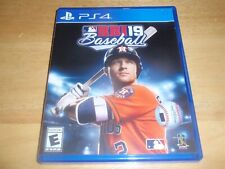 R.B.I. Baseball 19 for PS4 Sony PlayStation 4 Blu-ray Disc 2019 MLB RBI RBI19