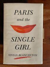 KATE SPADE New York EMANUELLE PARIS AND THE SINGLE GIRL OOH LA LA BOOK EUC