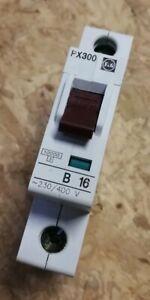 F&G PX300 B16A Felten & Guillaume Sicherungsautomat Leitungsschutzschalter B16