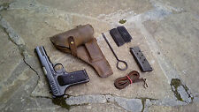 Original WWII Soviet Tokarev TT-33 holster full set - 5 items! #2