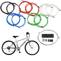 Mountain Bike Road Bicycle Front & Rear Wire Gear Shift Brake Cable Hose Housing