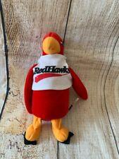 Fargo-Moorhead Redhawks FM Mascot Plush 7 inch by Market Identity