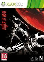 Killer is Dead Fan Edition XBOX 360 VideoGame Original UK Release Mint Condition