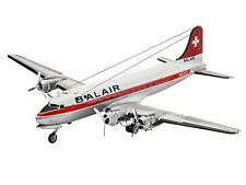 Revell 04947 Dc-4 Balair / Iceland Airways 1 72 Scale Plastic Model. Delivery