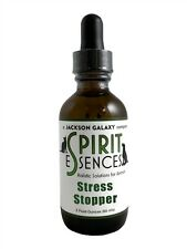 Jackson Galaxy Spirit Essence STRESS STOPPER All Animals 2 oz Occasional Stress