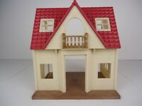 Calico Critters Cottage House Dollhouse Epoch Sylvanian Families