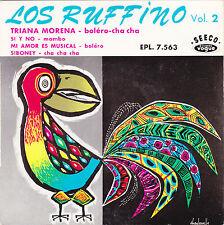 LOS RUFFINO TRIANA MORENA FRENCH ORIG EP