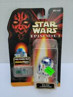 """1998 Hasbro Star Wars EPISODE 1 R2D2 with BOOSTER ROCKETS 3.75"""" ACTION FIGURE"""