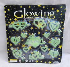 Glowing Imaginations - Glow in the Dark Stickers - Hearts / Romance