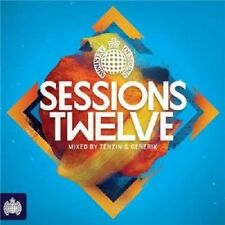 Ministry of Sound: Sessions Twelve by Various Artists (CD, Jul-2015)