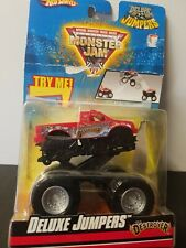 2009 Hot Wheels Monster Jam 1:64 *DESTROYER* Deluxe Jumpers Ford F-150 VHTF