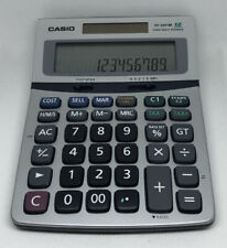 "Casio DF-320TM Financial Calculator ""WORKS GREAT"""