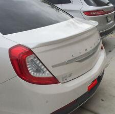 Lincoln MKS 2015+ Custom Flush Mount Rear Spoiler Painted