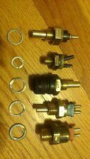 Mercedes 201 m102 Five (5) Cylinder head Sensors w201 190e 2.3