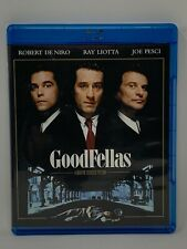 Goodfellas (1990) Blu-Ray Buy 5 Get 1 Free! Pay $3 Shipping Once!