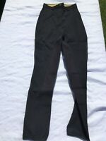 NEW Ladies Full Seat Breeches Size 32 R New in Package-Black