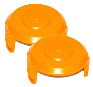 Worx 2 Pack Of Genuine OEM Replacement Spool Caps # 50006531-2PK