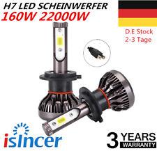 iSincer H7 22000LM LED Auto Scheinwerfer Birnen Leuchte Lampen Weiß 6000K 160W T